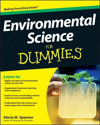 Environmental Science for Dummies By Spooner, Alecia M.