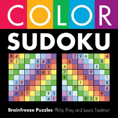 Color Sudoku By Riley, Philip/ Taalman, Laura